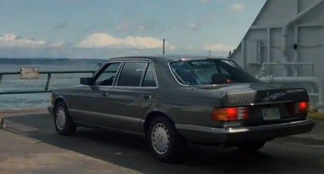 1986 mercedes benz 420 sel w126 in black for 1986 mercedes benz 420 sel