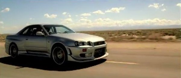 Imcdb Org 1999 Nissan Skyline Gt R R34 In Quot Turbo