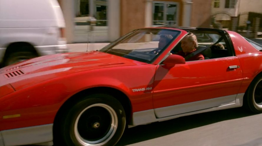 Imcdb Org 1985 Pontiac Firebird Trans Am In Quot The