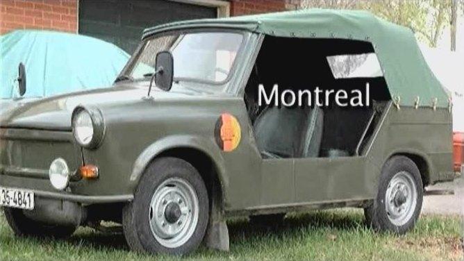 trabant 601 a 39 kubel 39 p601 in a car for a. Black Bedroom Furniture Sets. Home Design Ideas
