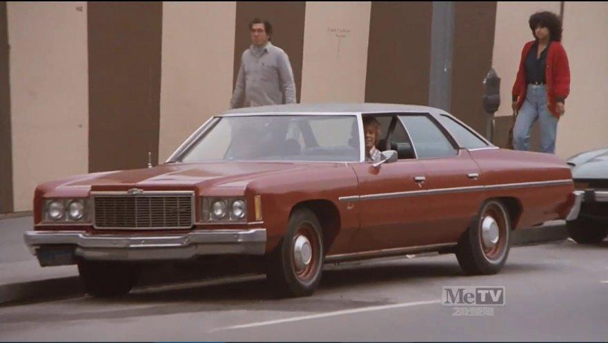 Imcdb Org 1975 Chevrolet Impala Sport Sedan In Quot Chips