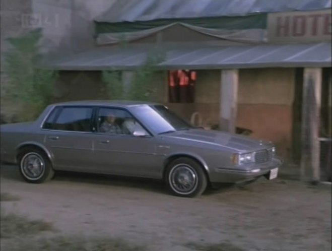 imcdb org 1982 oldsmobile cutlass ciera in the fall guy 1981 1986 imcdb org 1982 oldsmobile cutlass ciera in the fall guy 1981 1986