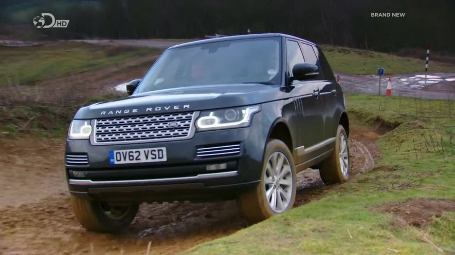 2013 Land-Rover Range Rover SDV8 Autobiography Series IV [L405]
