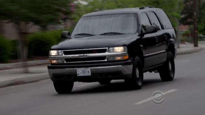 Imcdb 2000 Chevrolet Tahoe Gmt820 In Criminal Minds 2005 2018