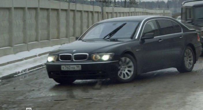IMCDb.org: 2003 BMW 760Li [E66] in \