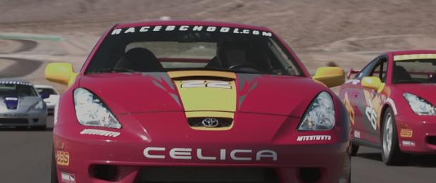 Imcdb Org Toyota Celica In Born To Race Fast