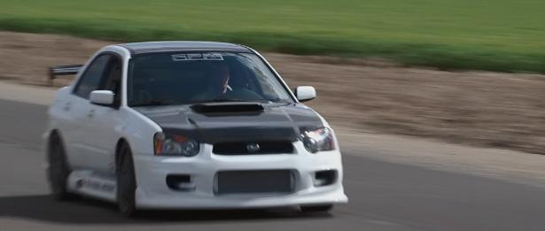 Imcdb Org Subaru Impreza Wrx Sti Gd In Born To Race Fast