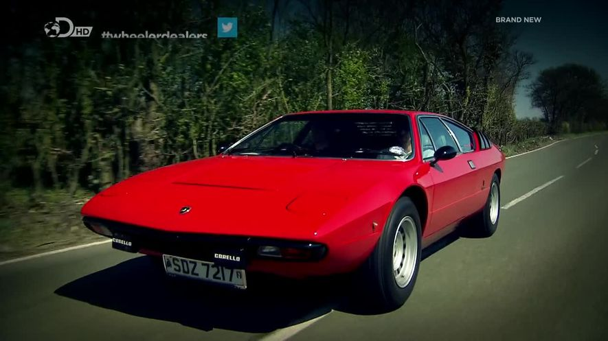 Imcdb Org 1973 Lamborghini Urraco S In Wheeler Dealers 2003 2019