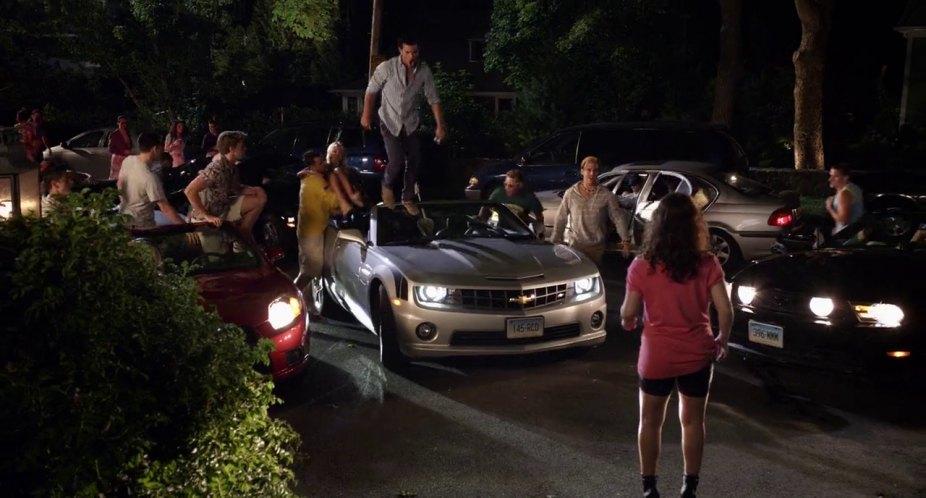 Imcdb Org 2011 Chevrolet Camaro Ss In Quot Grown Ups 2 2013 Quot