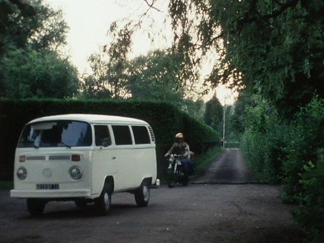 1971 suzuki t 350 r rebel in le jardin qui for Le jardin qui bascule 1975