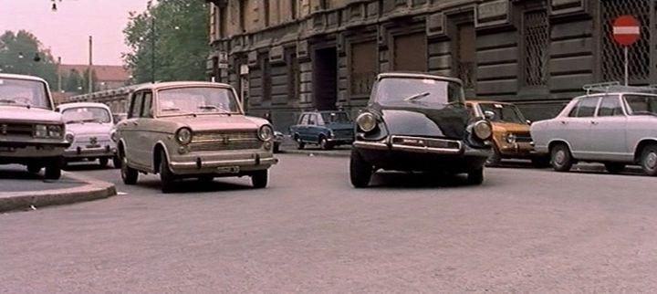 Imcdb 1966 Fiat 1100 R 103p In Milano Trema La Polizia
