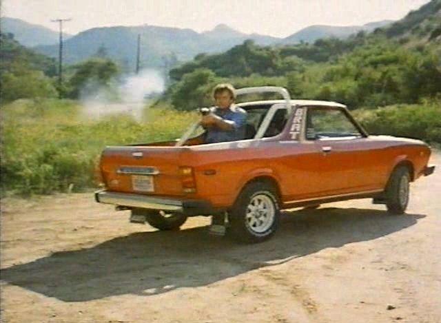 Imcdb Org 1978 Subaru Brat Gl 4wd A69l In Quot Seven 1979 Quot