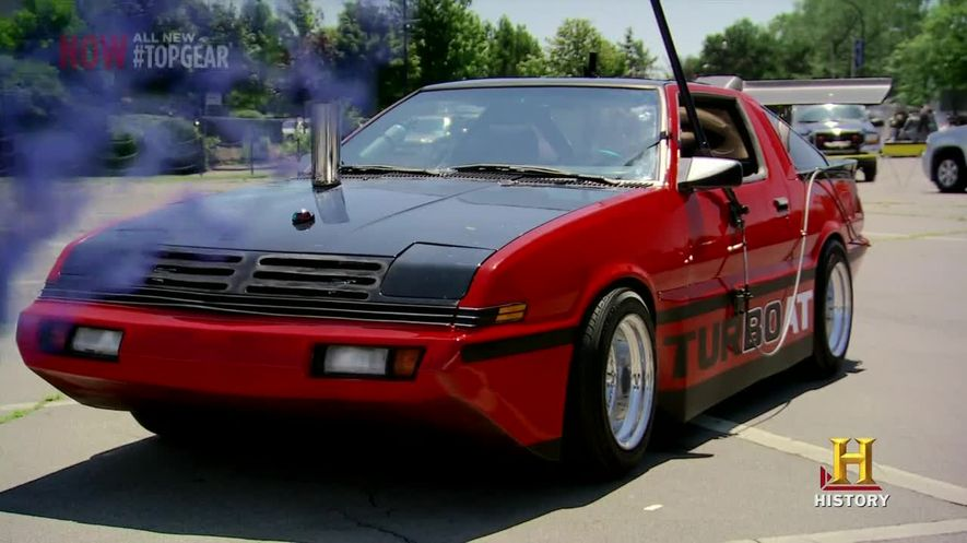 Imcdb Org 1986 Plymouth Conquest In Quot Top Gear Usa 2010 2016 Quot