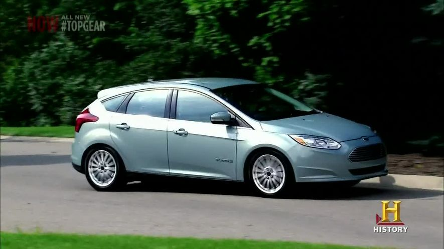 2012 ford focus electric in top gear usa 2010 2016. Black Bedroom Furniture Sets. Home Design Ideas