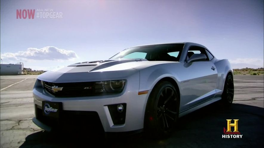 Imcdb Org 2013 Chevrolet Camaro Zl1 In Quot Top Gear Usa
