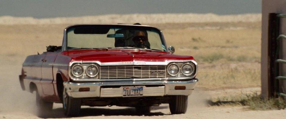 1964 chevrolet impala super sport convertible in 2 guns 2013. Black Bedroom Furniture Sets. Home Design Ideas