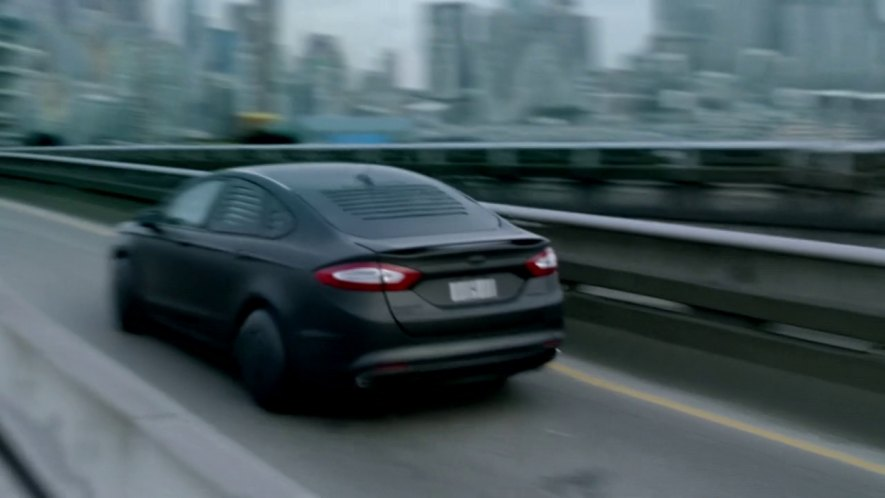 Imcdb Org 2013 Ford Fusion In Quot Almost Human 2013 2014 Quot
