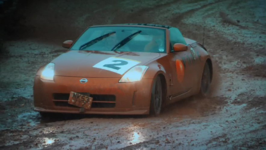 2003 nissan 350z roadster z33 in top gear the perfect road trip 2013. Black Bedroom Furniture Sets. Home Design Ideas