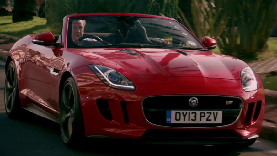 2013 Jaguar F Type V8 S [X152]