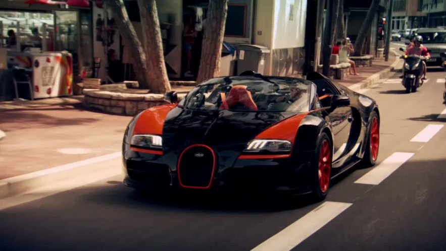2013 bugatti veyron grand sport vitesse wrc edition in top gear the perfect road. Black Bedroom Furniture Sets. Home Design Ideas