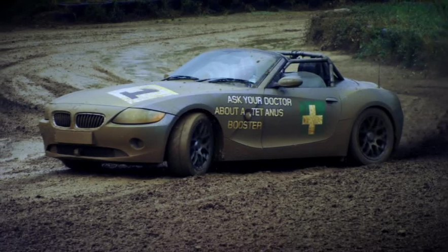 bmw z4 e85 in top gear the perfect road trip 2013. Black Bedroom Furniture Sets. Home Design Ideas