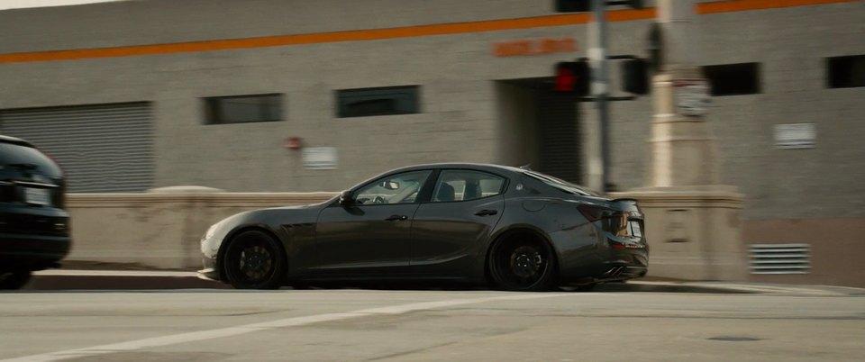 Maserati furious 7