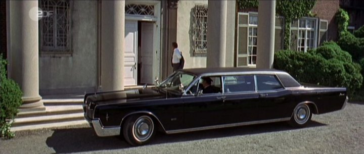 IMCDborg 1966 Lincoln Continental Executive Limousine In A Lovely Way To Die 1968