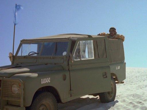 land rover v8 stage 1 in ernest in the army 1998. Black Bedroom Furniture Sets. Home Design Ideas