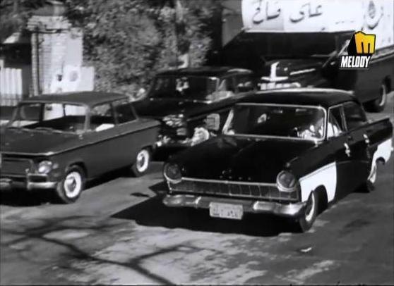 1958 ford taunus 17m p2 in akhtar ragol fil. Black Bedroom Furniture Sets. Home Design Ideas