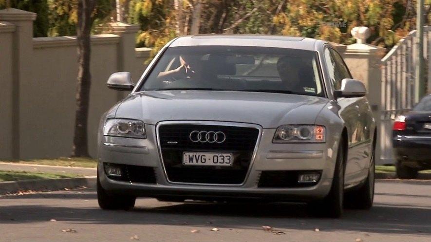 Imcdb Org 2009 Audi A8 Quattro D3 Typ 4e In Quot City