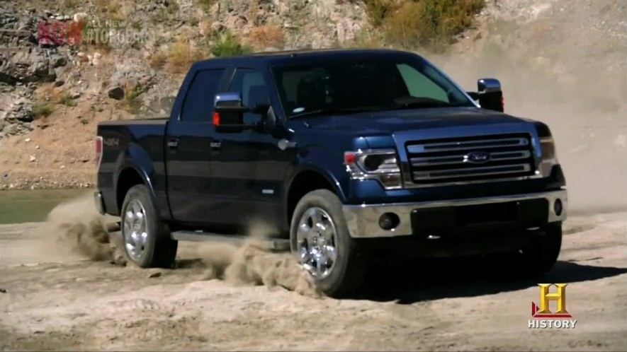 2014 ford f 150 supercrew king ranch p415 in top gear usa 2010 2016. Black Bedroom Furniture Sets. Home Design Ideas