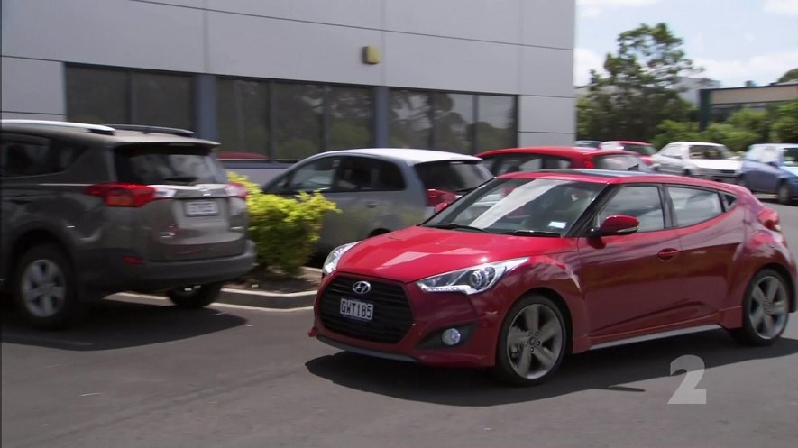 2013 Hyundai Veloster Turbo Elite [FS]