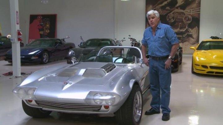 1963 Chevrolet Corvette Grand Sport Replica By