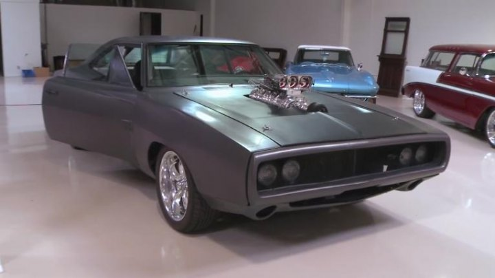 Imcdb Org 1970 Dodge Charger In Quot Jay Leno S Garage 2006
