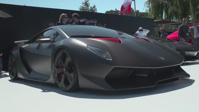 Imcdb Org 2010 Lamborghini Sesto Elemento In Jay Leno S Garage