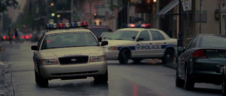 "IMCDb.org: 2001 Ford Crown Victoria Police Interceptor [P71] in ""Runaway Jury, 2003"""