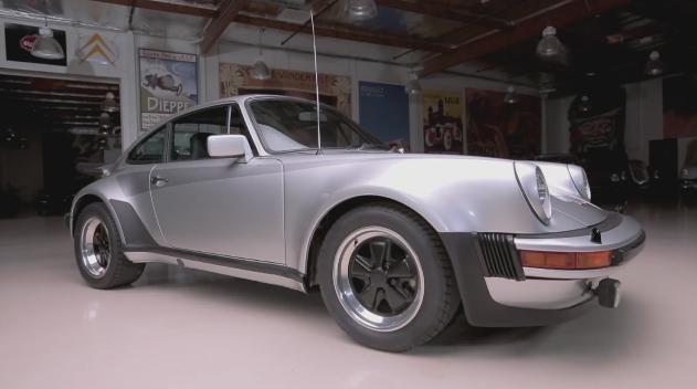 1977 porsche 911 turbo 930 in jay leno 39 s for Porsche ka che