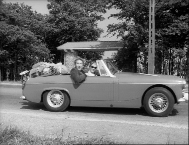 Classic movies with mg midget galleries 220