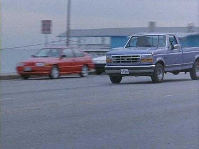 1991 ford escort gt in don 39 t look back 1996. Black Bedroom Furniture Sets. Home Design Ideas