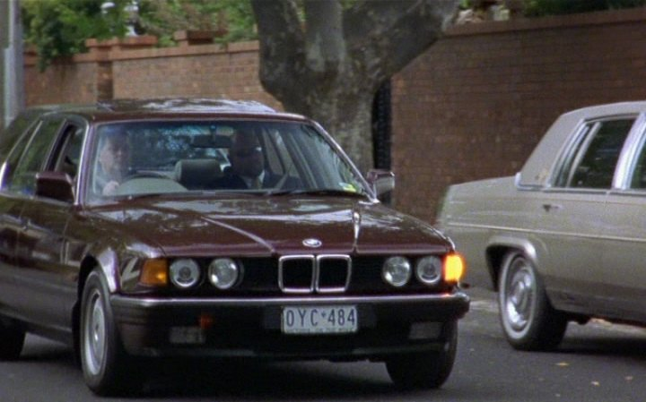 1990 BMW 730i E32