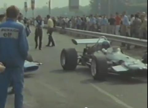 1969 Brabham BT 26 A Ford Cosworth DFV 3.0 V8 [BT26/1]