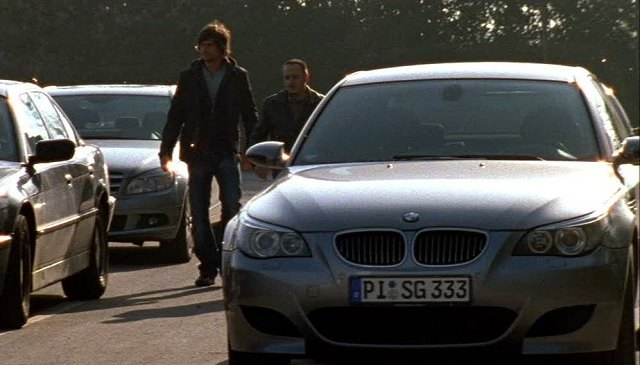 IMCDb.org: 2005 BMW M5 [E60] in \