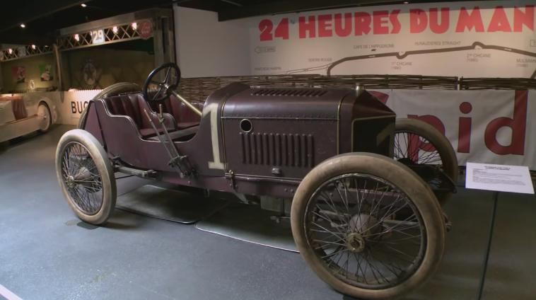 1911 Hispano-Suiza 45 CR Type 'Alphonso XIII' [814]