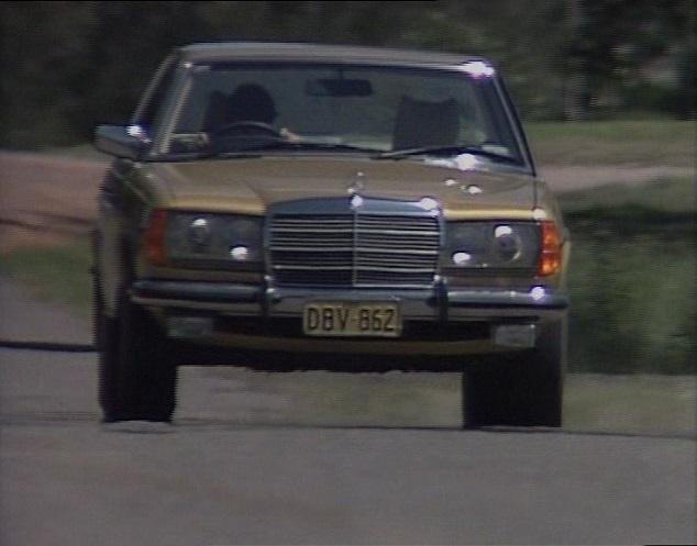 IMCDb.org: 1978 Mercedes-Benz 300 CD [W123] in Primal Fear, 1996