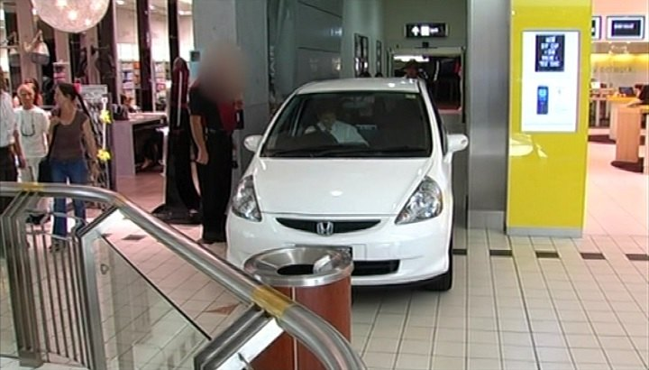 Imcdborg 2006 Honda Jazz Gd In The Chasers War On Everything