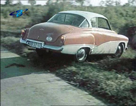 Imcdb Org 1963 Wartburg 1000 Coup 233 311 3 In Quot Die Antike