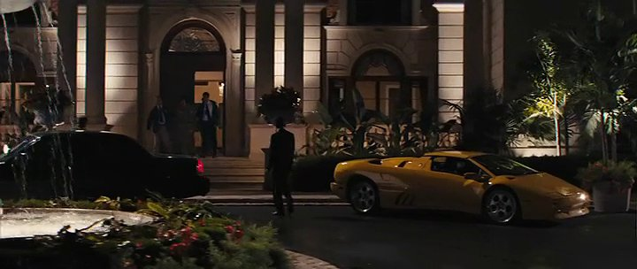 1995 lamborghini diablo vt roadster in the wolf of wall street 2013. Black Bedroom Furniture Sets. Home Design Ideas