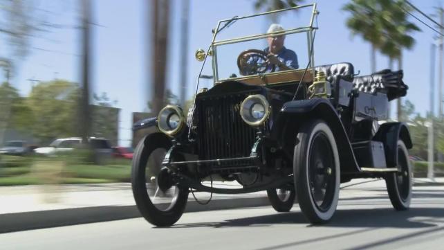 1910 White Model O O Steam Car In Jay Leno S Garage