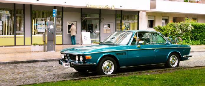 "Used Cars Pensacola >> IMCDb.org: 1974 BMW 2.5 CS [E9] in ""Fack Ju Göhte, 2013"""