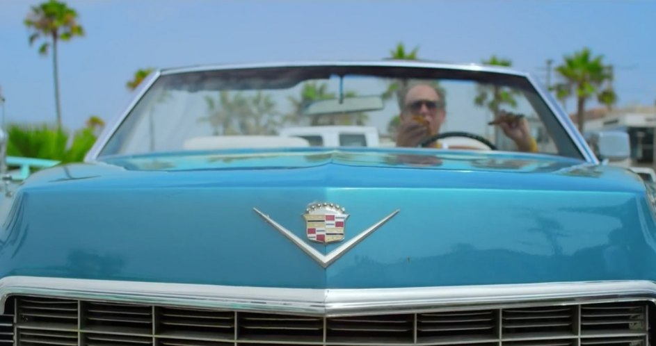 IMCDb.org: 1968 Cadillac DeVille Convertible In